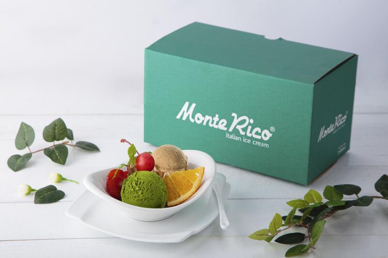 Kem hộp Monte Rico 1500gr